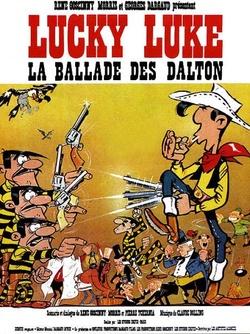 : Lucky Luke: Ballada o Daltonach