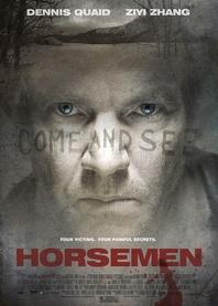 Horsemen - jeźdźcy Apokalipsy