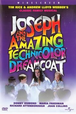 : Joseph and the Amazing Technicolor Dreamcoat