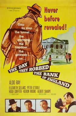 : Dzień, w którym obrabowano Bank Anglii