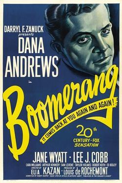: Boomerang!