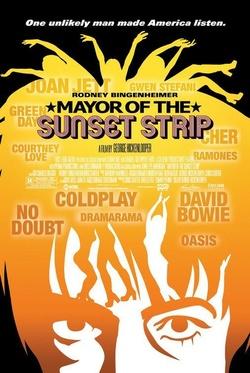 : Mayor of the Sunset Strip