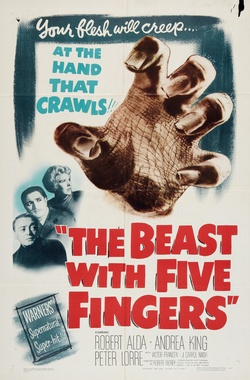 : The Beast with Five Fingers