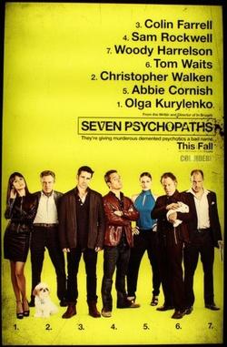 : 7 psychopatów