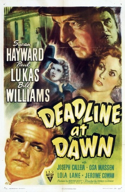 : Deadline at Dawn