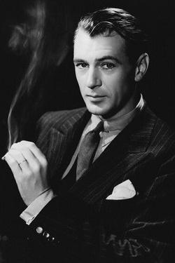 Plakat: Gary Cooper