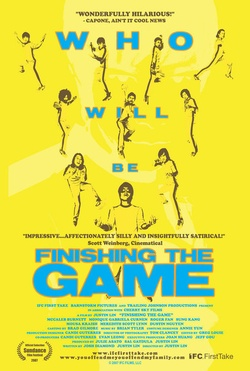 : Finishing the Game: The Search for a New Bruce Lee