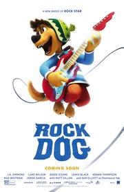: Rock Dog. Pies ma głos!