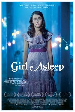 : Girl Asleep