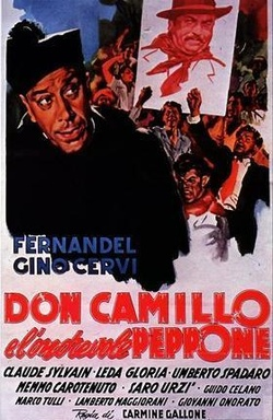 : Don Camillo i poseł Peppone | Wielka bitwa Don Camillo