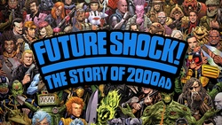 : Future Shock! The Story of 2000AD