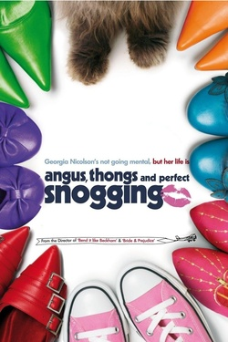 : Angus, Thongs and Perfect Snogging