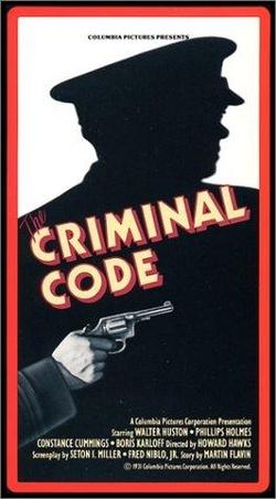 : The Criminal Code