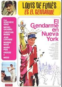 Żandarm w Nowym Jorku