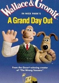 Wallace & Gromit: Podróż na Księżyc