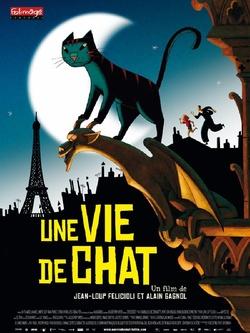 : Kot w Paryżu