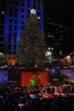 : Christmas in Rockefeller Center