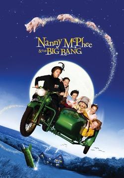 : Niania i wielkie bum