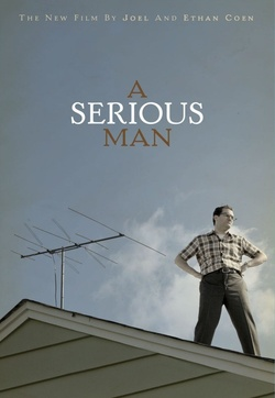 : Poważny człowiek