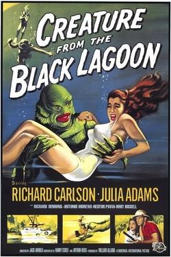 : Potwór z Czarnej Laguny