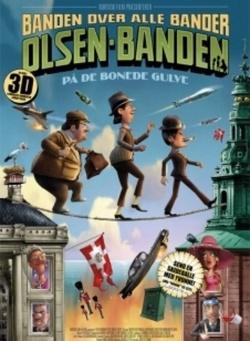 : Olsen-banden på de bonede gulve