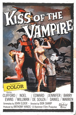: The Kiss of the Vampire