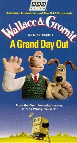 : Wallace & Gromit: Podróż na Księżyc
