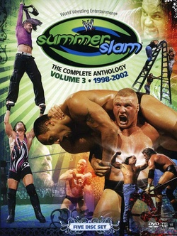 : WWE Summerslam: The Complete Anthology, Vol. 3