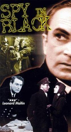 : The Spy in Black