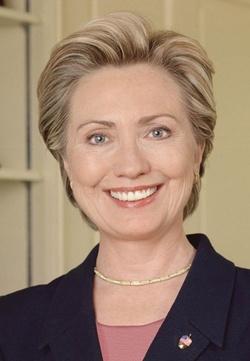 Plakat: Hillary Rodham Clinton