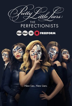 : Pretty Little Liars: The Perfectionists