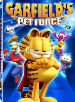 : Garfield's Pet Force