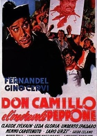 Don Camillo i poseł Peppone   Wielka bitwa Don Camillo