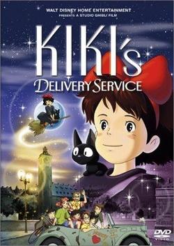 : Podniebna poczta Kiki