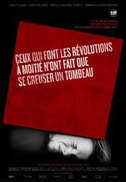 : Ceux qui font les révolutions à moitié n'ont fait que se creuser un tombeau