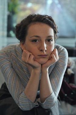 Plakat: Agnieszka Pawełkiewicz