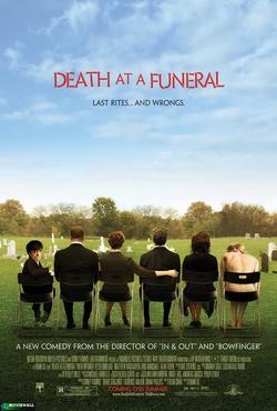 : Zgon na pogrzebie