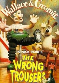 Wallace & Gromit: Wściekłe gacie