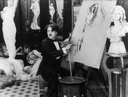 : Charlie jako malarz