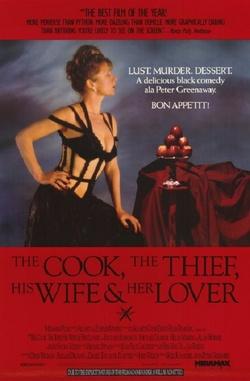 : Kucharz, złodziej, jego żona i jej kochanek