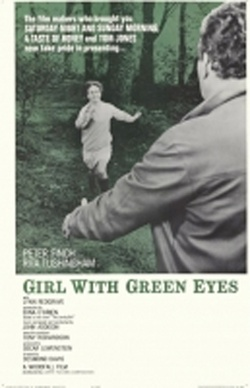 : Girl with Green Eyes