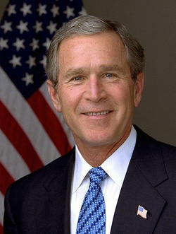 Plakat: George W. Bush