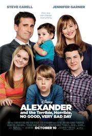 : Aleksander - okropny, straszny, niezbyt dobry, bardzo zły dzień