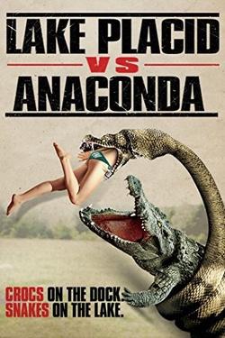 : Aligator kontra Anakonda