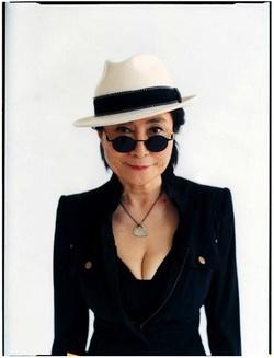 Plakat: Yoko Ono