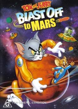 : Tom i Jerry: Misja na Marsa