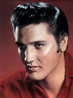 Plakat: Elvis Presley