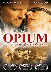 Opium: dziennik kobiety szalonej
