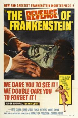 : Zemsta Frankensteina