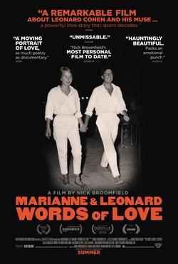 : Marianne i Leonard: Słowa miłości